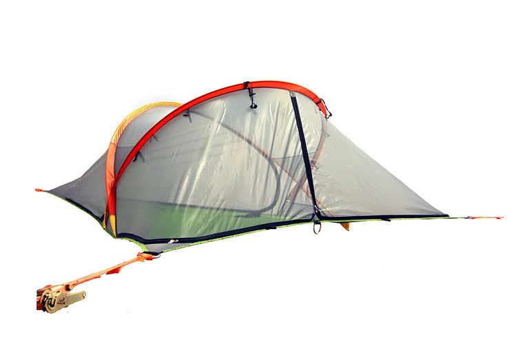 2 Person tree tent for use by anyone, anywhere