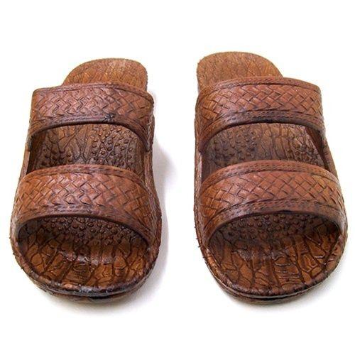 Pali Hawaii Sole Mate slide sandal in brown - ShopTheDocks.com $8