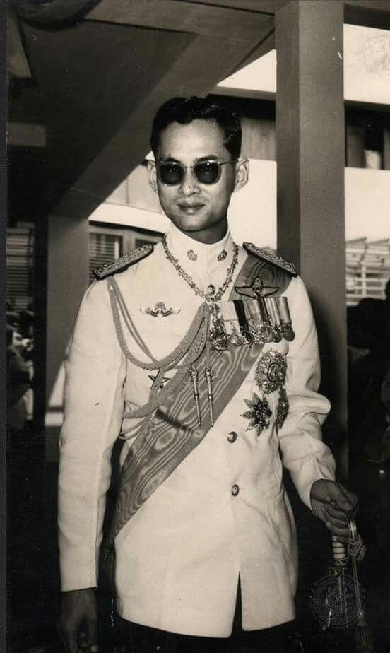 His Majesty King Bhumibol Adulyadej