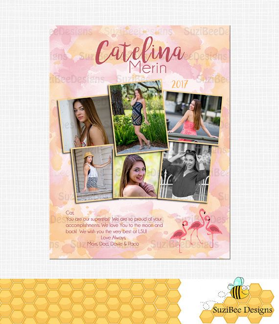 senior yearbook ad templates free - 119 best images about suzibee designs on pinterest