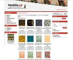 Tanells Quilting and Sewing, http://sunrize.biz