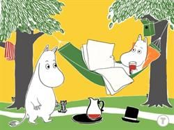 Find the 9 lost objects with Moomin and reunite them with their owners to complete the book app, perfect for children 4 to 9 and special needs. The Moomin characters such as Moominmamma, Moominpapa, Snufkin, Toohicky and Stinky have lost their favourite things and need Moomin's help to find them.  You are his helper.
