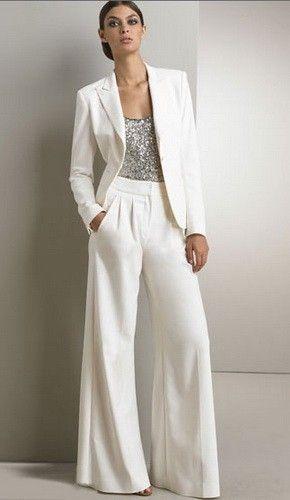 dressy pant suits for fall weddings | Многие представительницы прекрасной ...