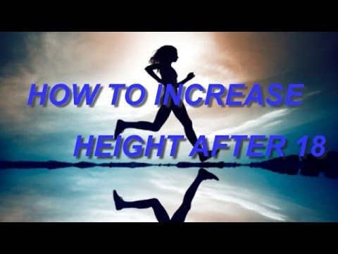 How Increase Height After 18 - YouTube http://genf20tips.com/genf20-plus-spray/