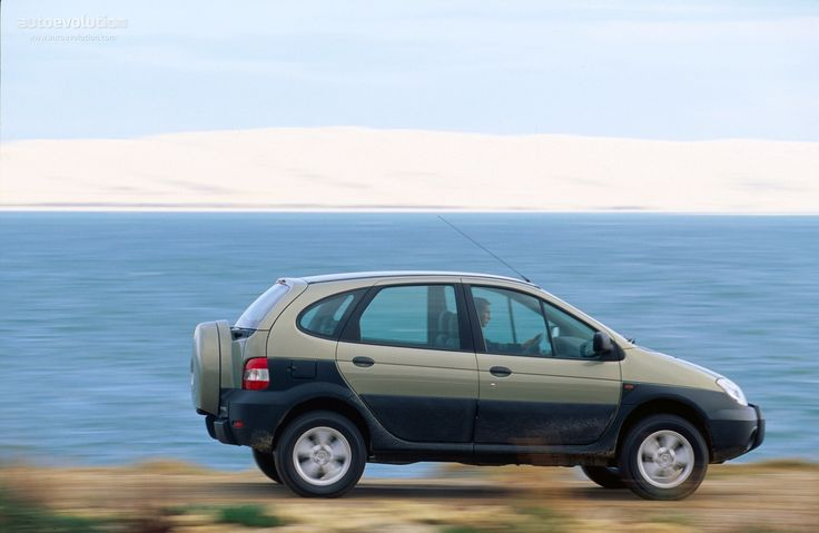 RENAULT Scenic RX4                                                                                                                                                     More