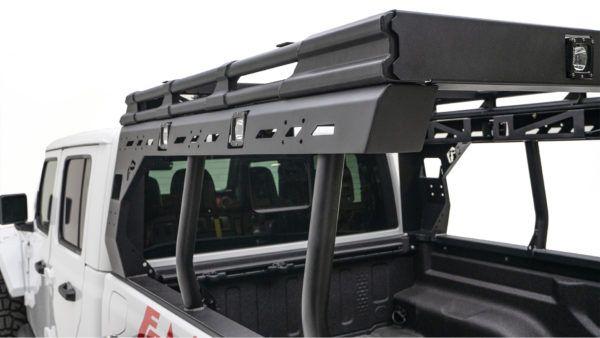 Overland Rack Jeep Gladiator Overlanding Racking System