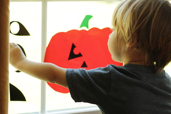 102 best Crafts for Kids images on Pinterest Crafts for toddlers - how to make homemade halloween decorations for kids