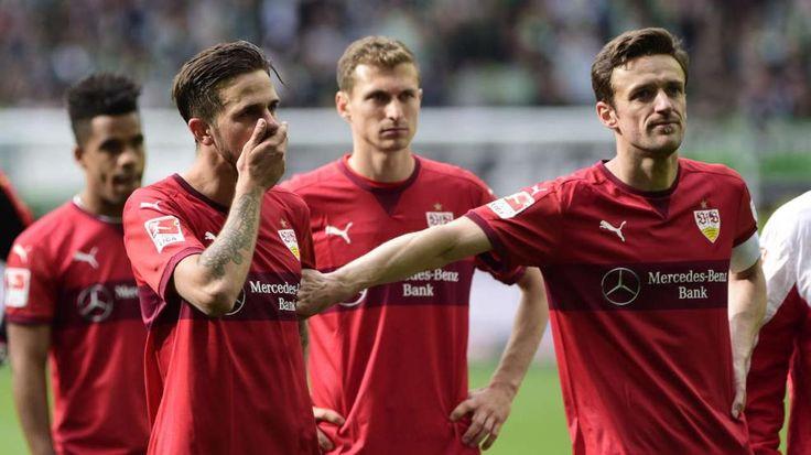 """Stuttgart-Manager Dutt - """"Wir haben den Abstieg verdient"""" - Bundesliga Saison 2015/16 - Bild.de"""