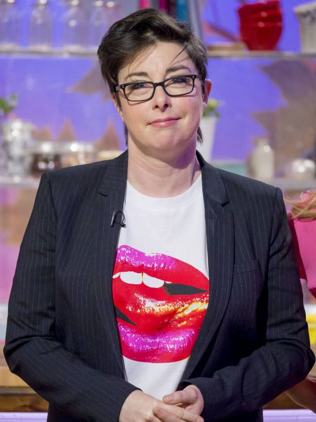 Sue Perkins was sent shocking Tweets after being linked to a role on Top Gear