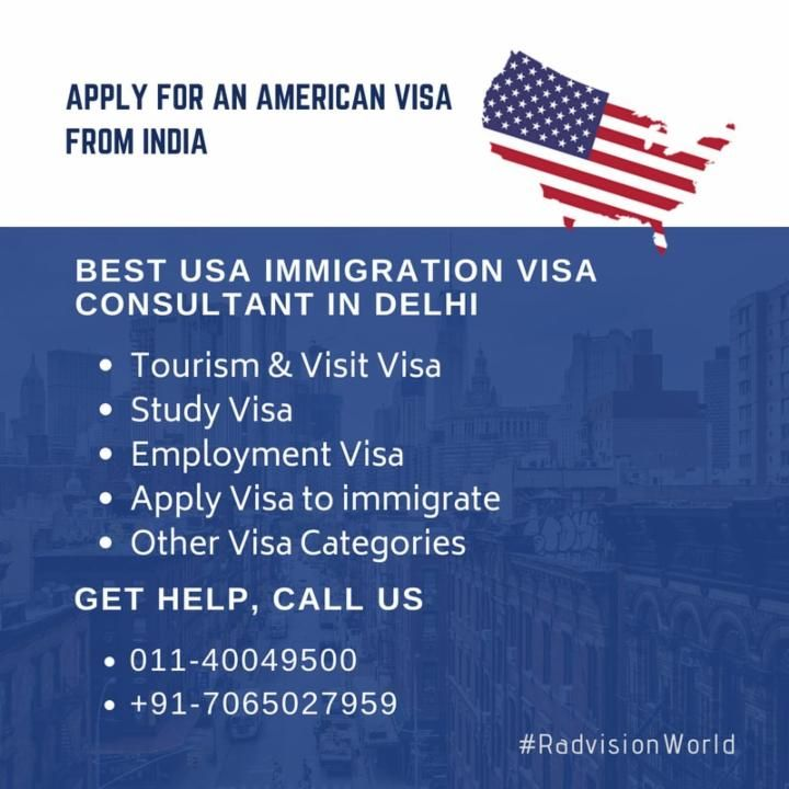 Want to live, work and study in the USA? Apply for an