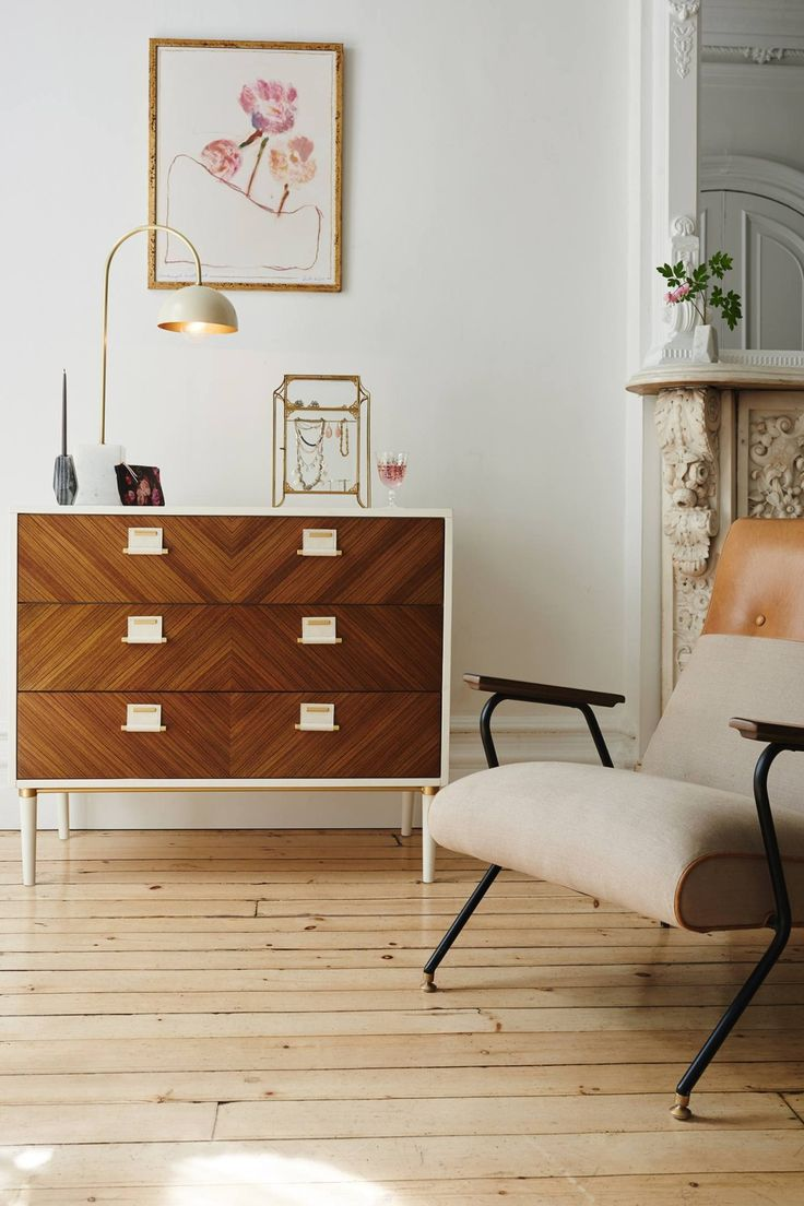 anthropologie style furniture. Geo-Marquetry Three-Drawer Dresser Anthropologie Style Furniture O