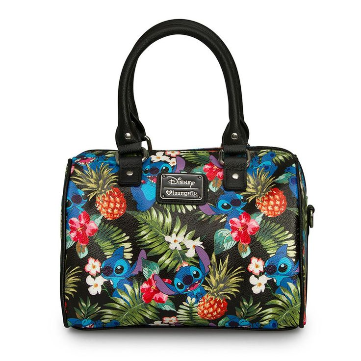 Stitch Hawaiian Handbag by Loungefly