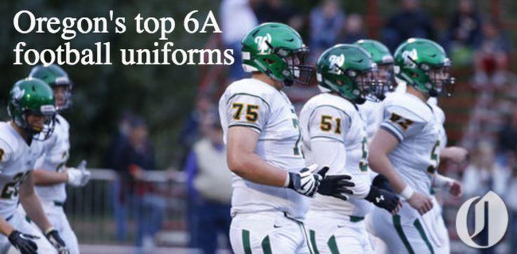 Vote: Oregon's top 6A high school football uniforms - OregonLive.com