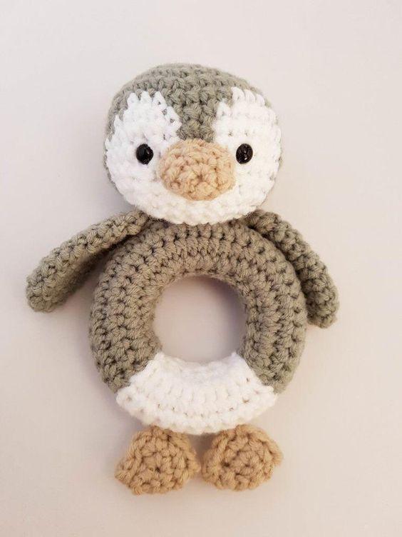 20 Häkeln Sie Baby Pinguin kostenlose Muster