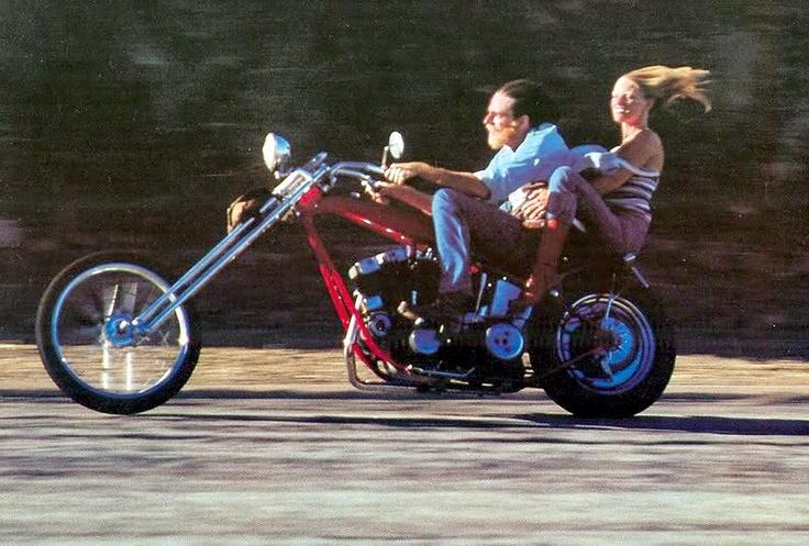 David Mann riding digger