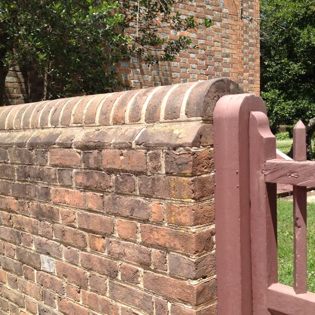 17 Best images about Brick/Stone Privacy Fences on ...