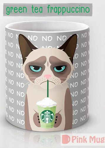 Just Say No to Starbucks ~ Grumpy Cat