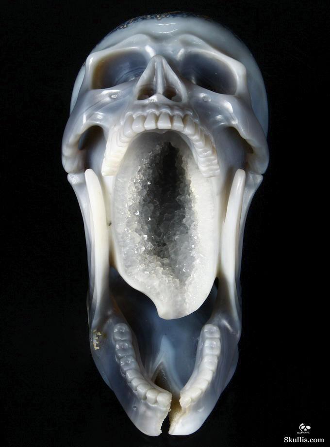 Best crystal skull ideas on pinterest carved skulls