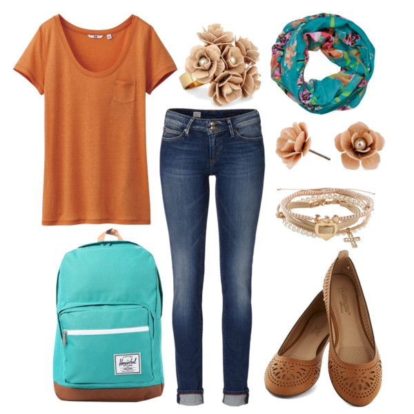 First Day Of School Easy First Day Of School Outfits