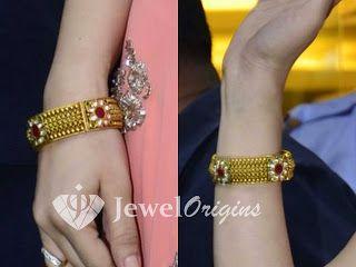 jewelorigins.com-Indian Designer Gold and Diamond Jewellery,Indian Bridal Jewellery: Aishwarya Rai