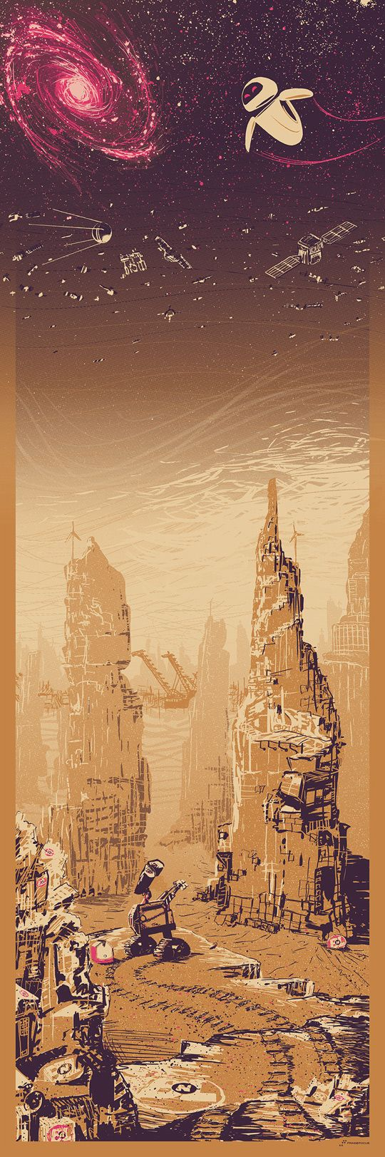 Wall-E - ''Directive?'' - Rob Loukotka ----