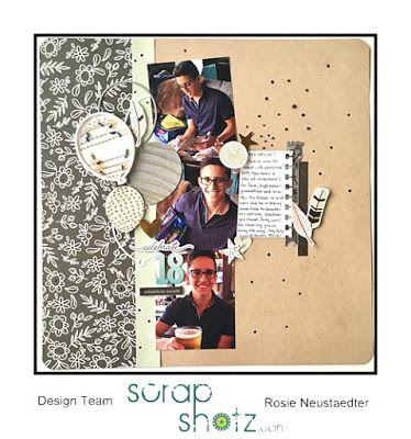 Scrap Shotz Snap Shotz: | Scrap Shotz October Kit Premiere |