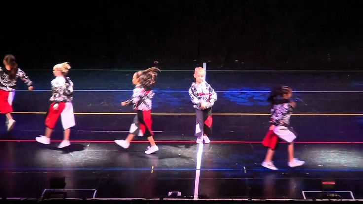 The 6/under Troupe perform their Hip Hop routine Choreographed by Ben Stokes www.commotionkids.com
