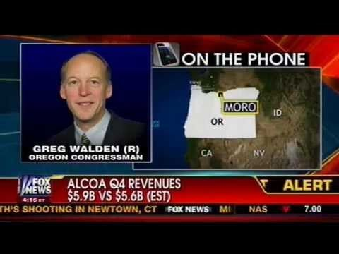Greg Walden on Fox News: We need to get serious in Washington about reducing the deficit