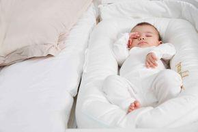 SLEEPYHEAD® DELUXE+ POD 0-8M Silver Lining