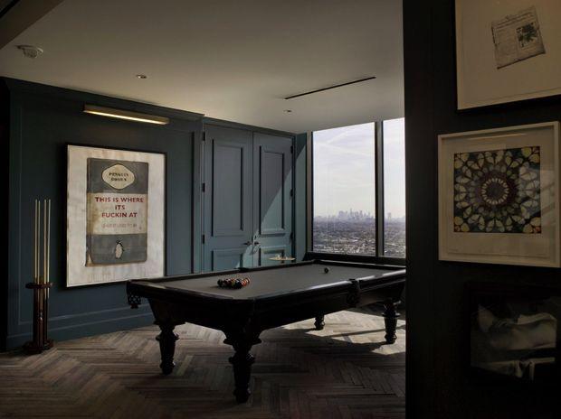 les 25 meilleures id es de la cat gorie salle de billard sur pinterest d cor de la salle de. Black Bedroom Furniture Sets. Home Design Ideas