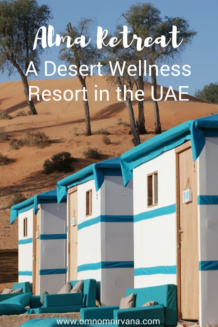 There are many wellness resorts around the world, but we really like the feel of the Alma Retreat in the desert of UAE. They offer wellness programs for heart, body, and mind at the Alma Retreat. Check out their special offers and the cost of their programs by clicking here! You'll definitely want to save it to your health board so you can plan your next retreat. #ad