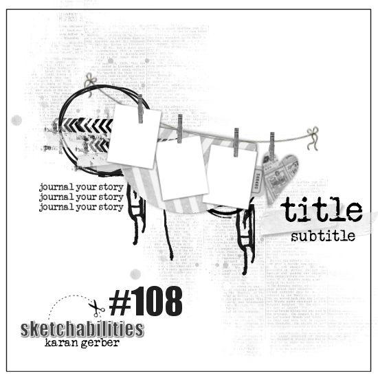 sketchabilities: Sketch #108 - Design Team Reveal