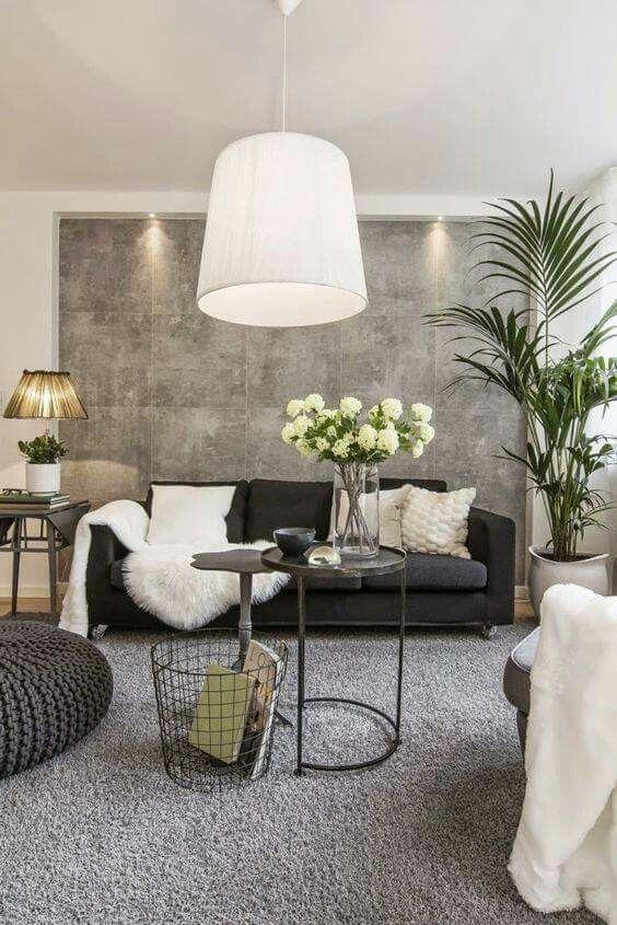 Sala de estar dos sonhos