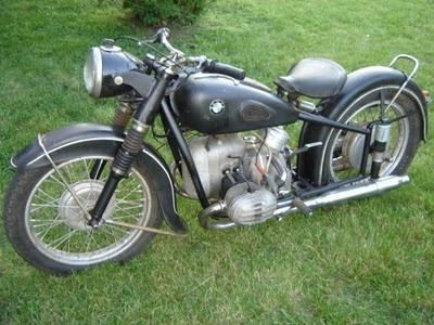 1954 BMW R51/3