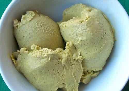 Pistachio Gelato (Dairy Free, Cane Sugar Free & Vegan), doTerra, lime, essential oil, recipe, cooking | Gluten Free Pantry