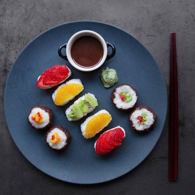57 best desserts asiatiques asian desserts images on pinterest asian desserts breads and - Comment faire des sushi ...