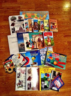 Homeschooling blog using My Father's World curriculum.