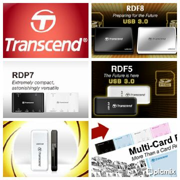 card reader transcend usb 3.0 rdf8 4 slot by digitech medan - Oiffel