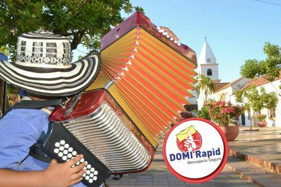Disfruta del Festival Vallenato que nosotros nos encargamos de todas tus diligencias #Valledupar #Domicilios #DomiRapid #FestivalVallenato Gracias por elegirnos.