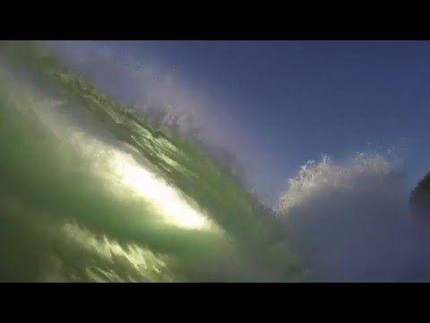 Green machine wave