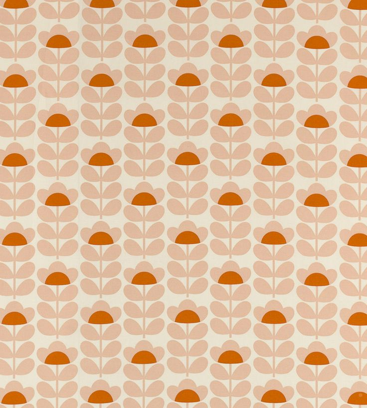 70s Interior Design Revival   Sweet Pea Fabric by Ashley Wilde   Jane Clayton
