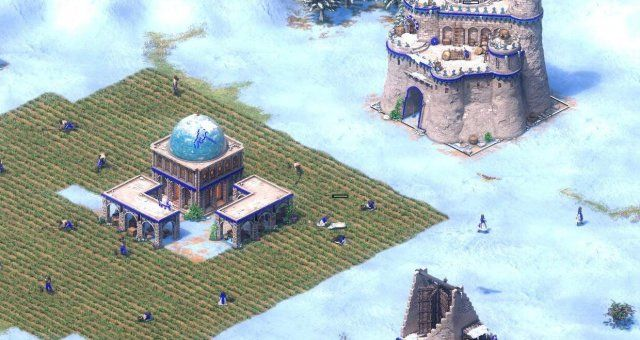 Age Of Empires Ii Definitive Edition Civilization Team Bonuses