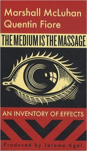 The Medium is the Massage: 9781584230700: Communication Books @ Amazon.com