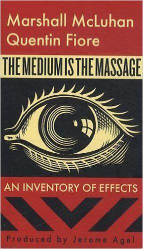 The Medium is the Massage: 9781584230700: Communication Books @ Amazon.com