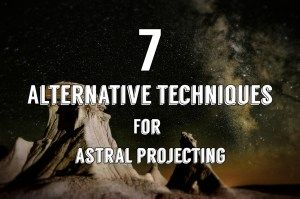 alternative astral projection techniques