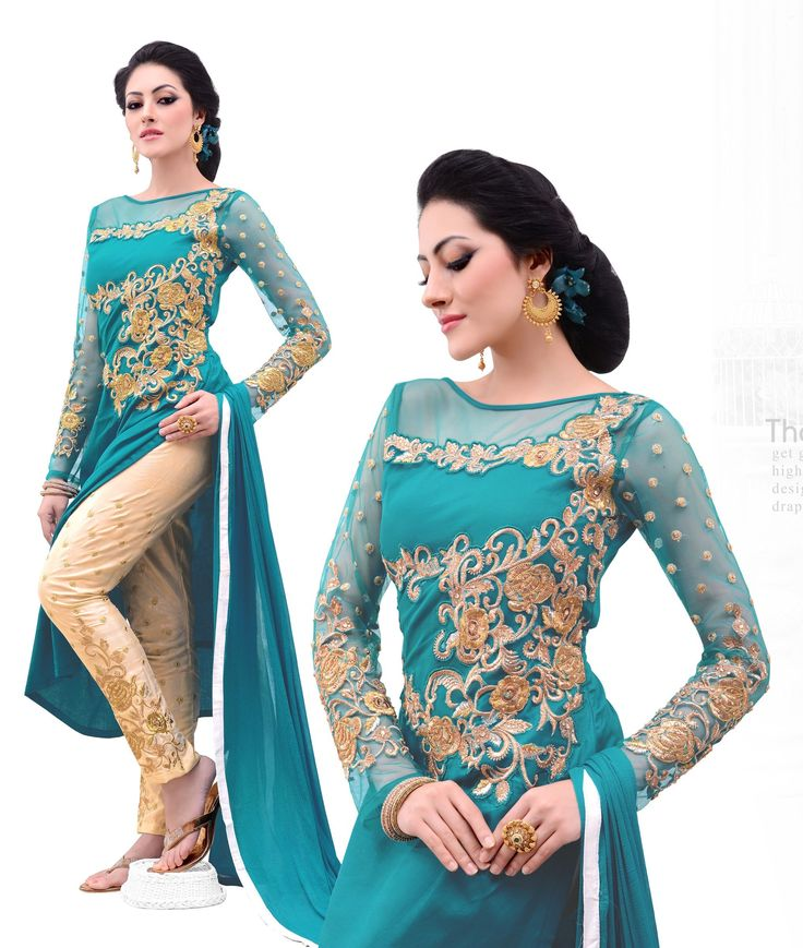 Suit Neck Designs Front And Back For Girls | Dresses For ...