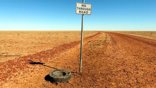 STRANDED after his car broke down a 60-year-old man set out on a perilous 50-km walk through outback Western Australia. He was found dead less than 2km from safety.