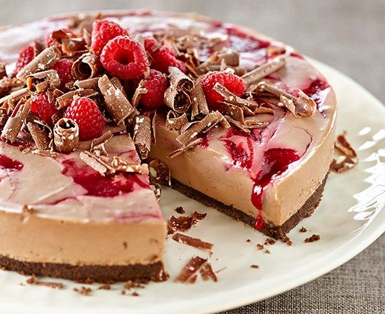 Chocolate Amaretto Cheesecake Recipe No Bake