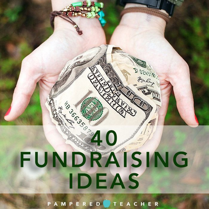 40 ways to raise money for schools with fun activities, events, donations, guest speakers and student services. Read how to host successful fundraisers now!