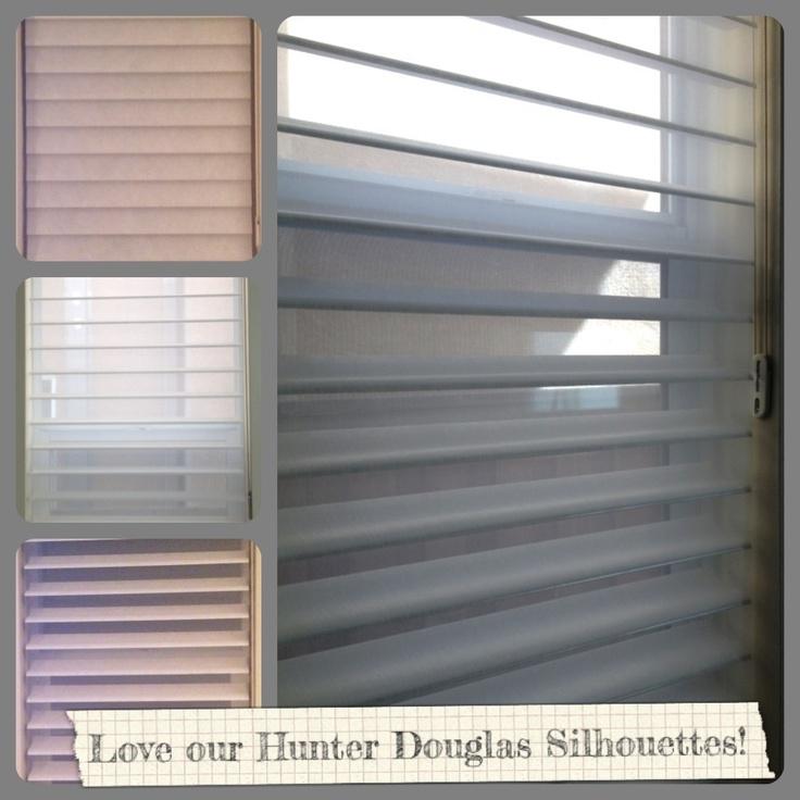 Hunter Douglas Silhouette Shades Windows Pinterest